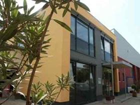 Büroerweiterung Firma Baur