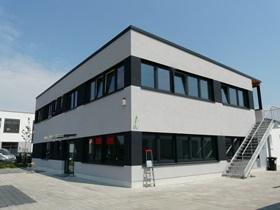 Neubau Geschäftshaus