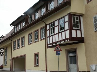 Schlüsselfertiger Umbau eines Wohn- und Geschäftshauses