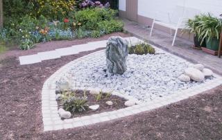 Gestaltung von Außenanlagen