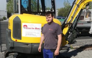 Ausbildung bei Eberle Bau