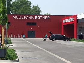 Südpfalzcenter mit Modepark Röther